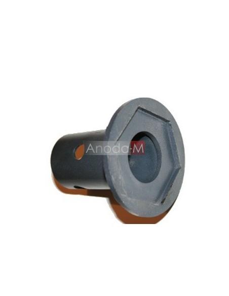 """Klucz nasadowy do anod magnezowych z korkiem 2"""" Elektromet"""