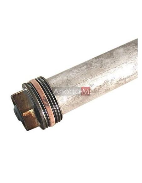 "Anoda magnezowa 33x900 5/4"" Elektromet - 703-33-900 - WGJ-S 1000"