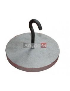 Deflektor żeliwny 50-75 kW do kotłów z podajnikiem ślimakowym o mocy