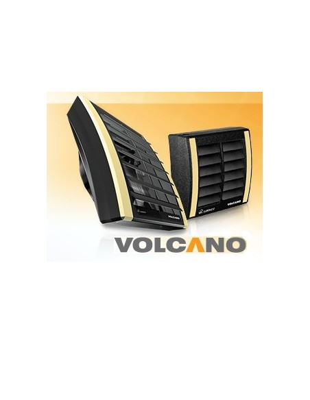 Nagrzewnica wodna Volcano Mini 3-20 kW + Konsola montażowa
