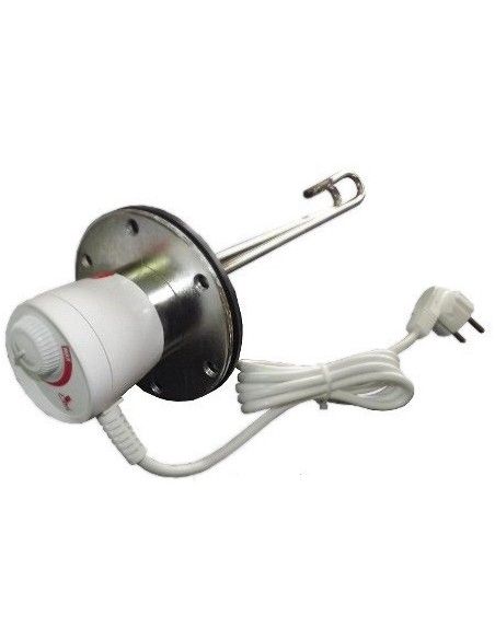 Grzałka elektryczna ze sterowaniem 2kW Lemet
