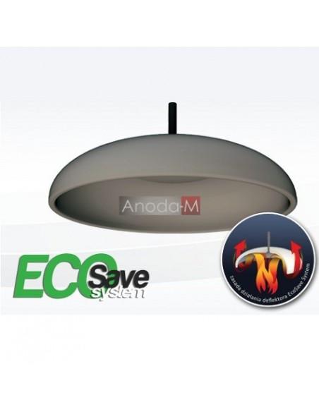Deflektor ceramiczny Eco Save System Elektromet do kotłów podajnikowych