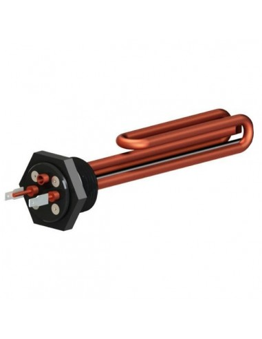 """Grzałka elektryczna 1,5 kW na korku 5/4"""" Elektromet 603-01-054"""