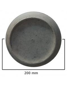 Deflektor ceramiczny do kotłów o mocy 15-25 kW z Hakiem mozntażowym